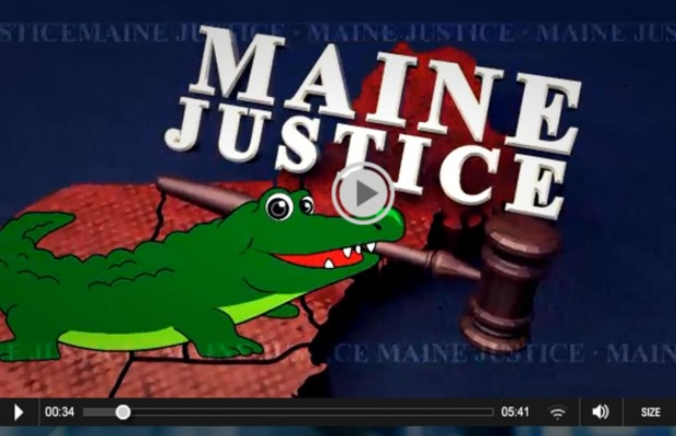 SNL-Maine Justice with Justin Timberlake