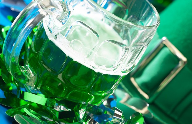 Green Drinks for a Cause