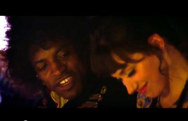 Preview of the Upcoming Jimi Hendrix Movie