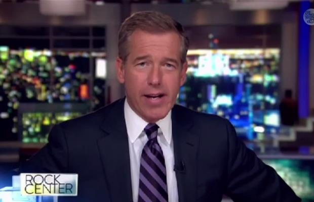 "Brian Williams Raps ""Baby Got Back"""