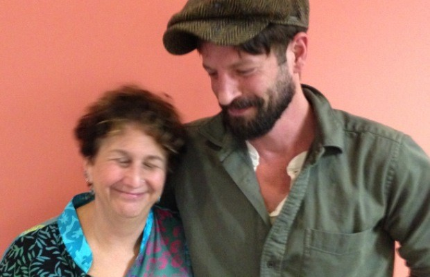 Ray Lamontagne Chats Us Up in Studio Z