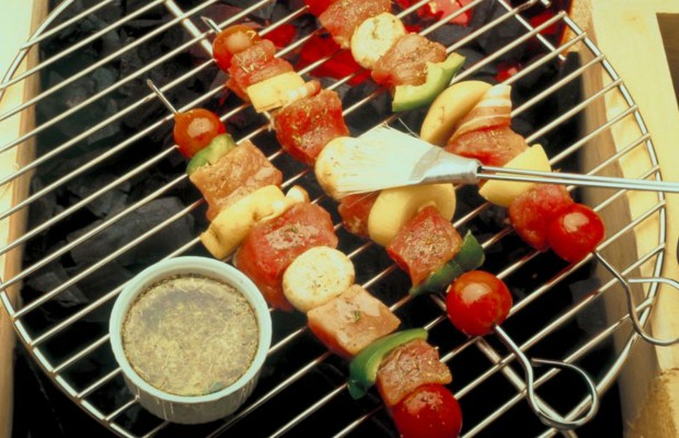 A Green Cookout